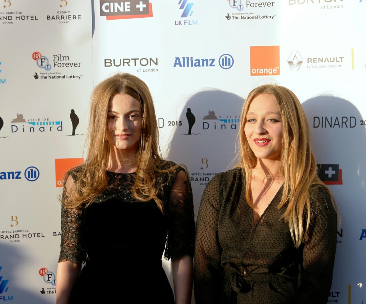 Lauren McQueen & Brogan Ellis