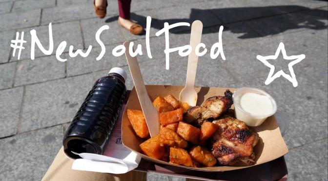 NEW SOUL FOOD : le food truck graffé pour cuisine Afro-disiaque !