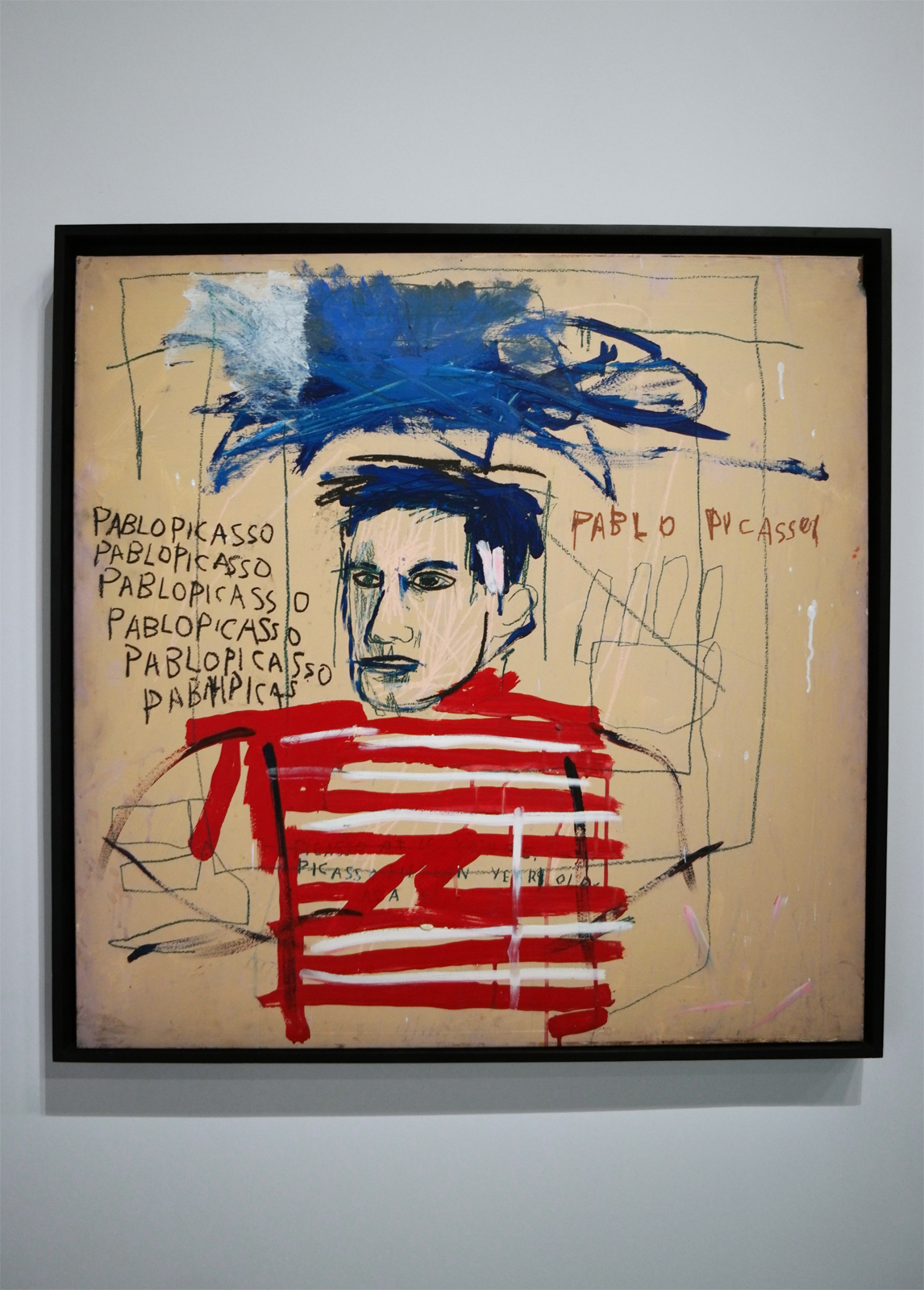 Untitled, 1984, Jean-Michel Basquiat