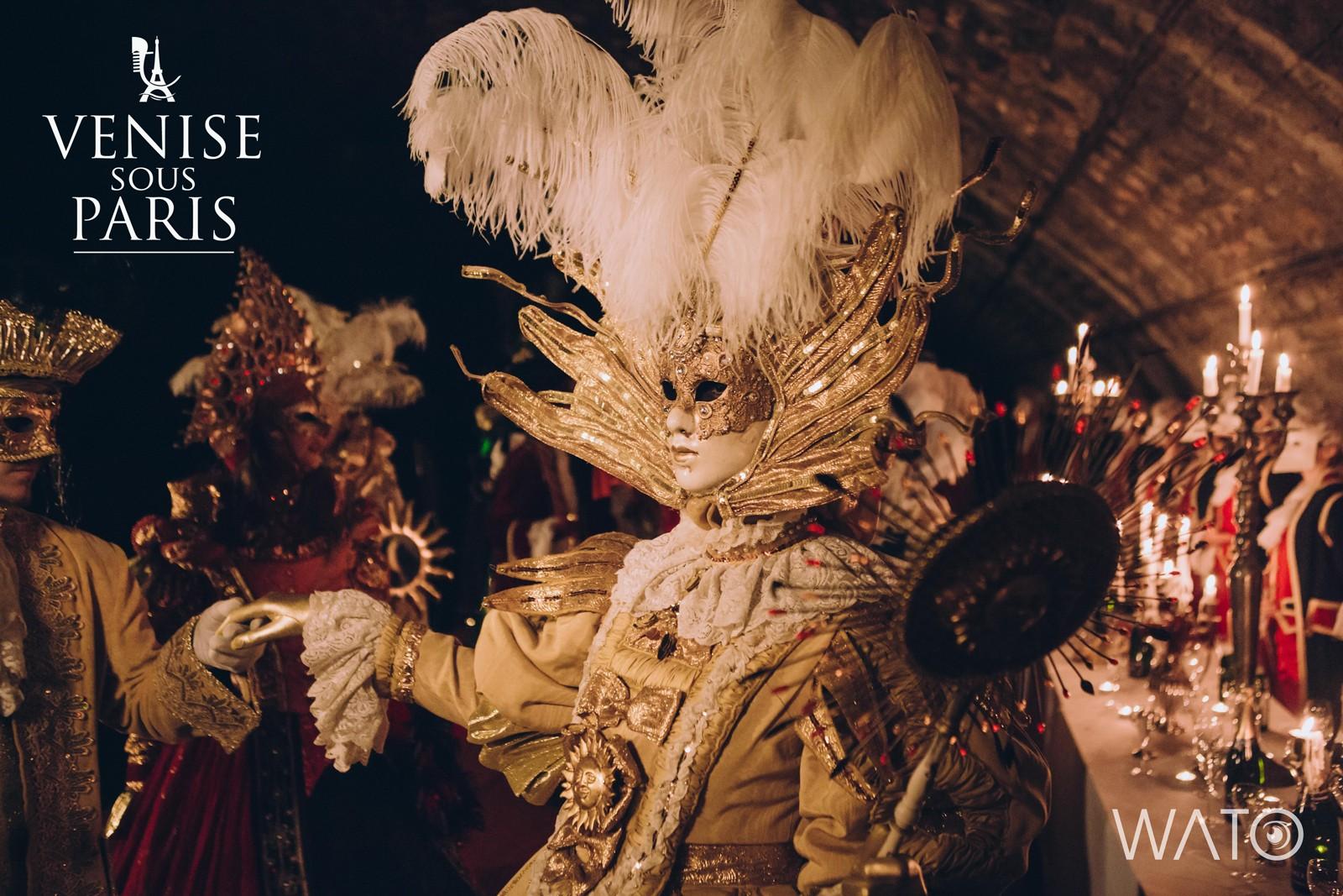 Venise sous paris wato évènement we are the oracle réservation fête soirée paris janvier 2016