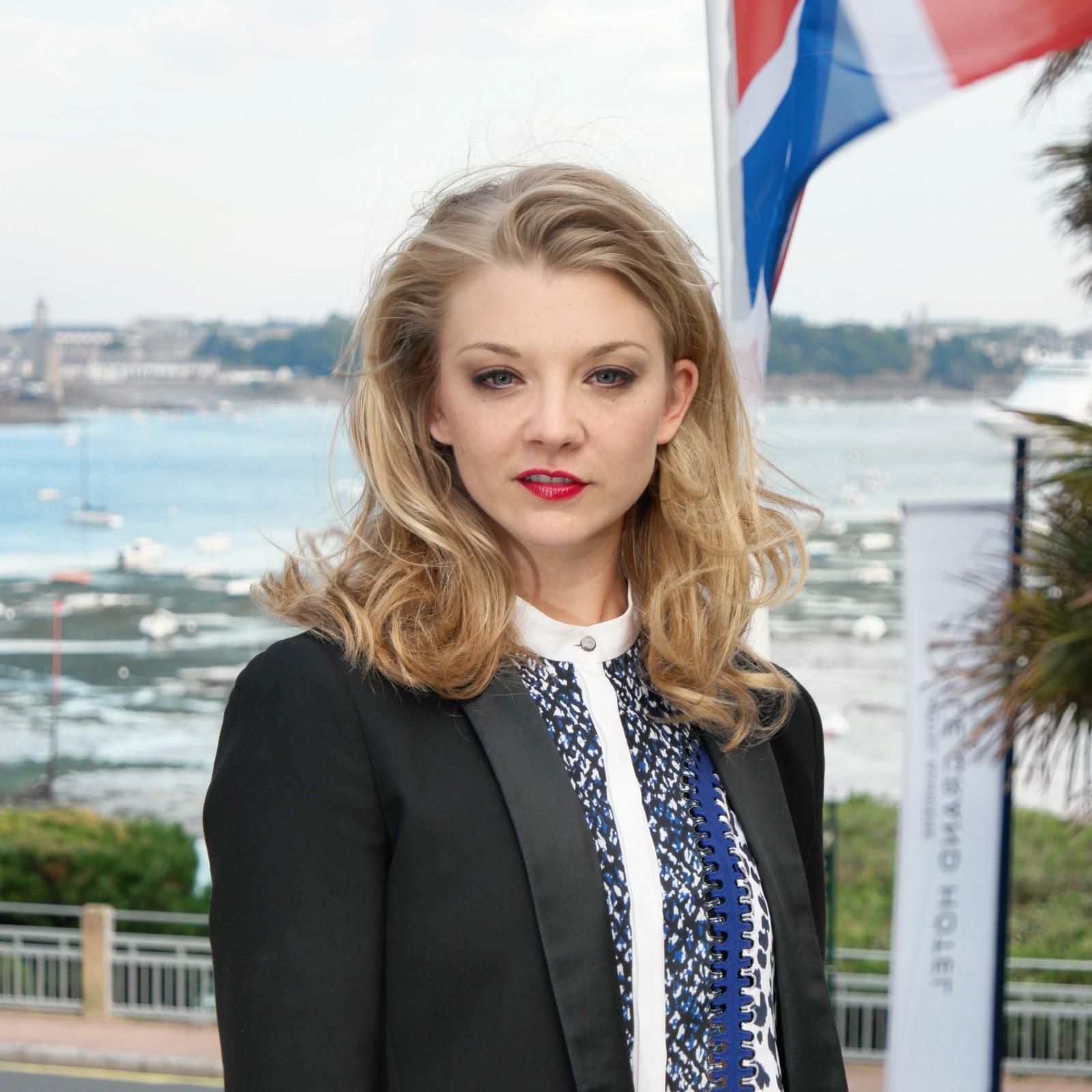 Natalie Dormer, membre du jury du festival de Dinard