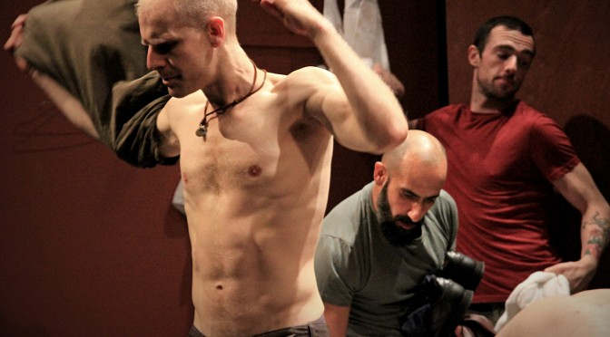 JOHN – Spectacle brut par DV8 Physical Theatre à la Villette #concours inside