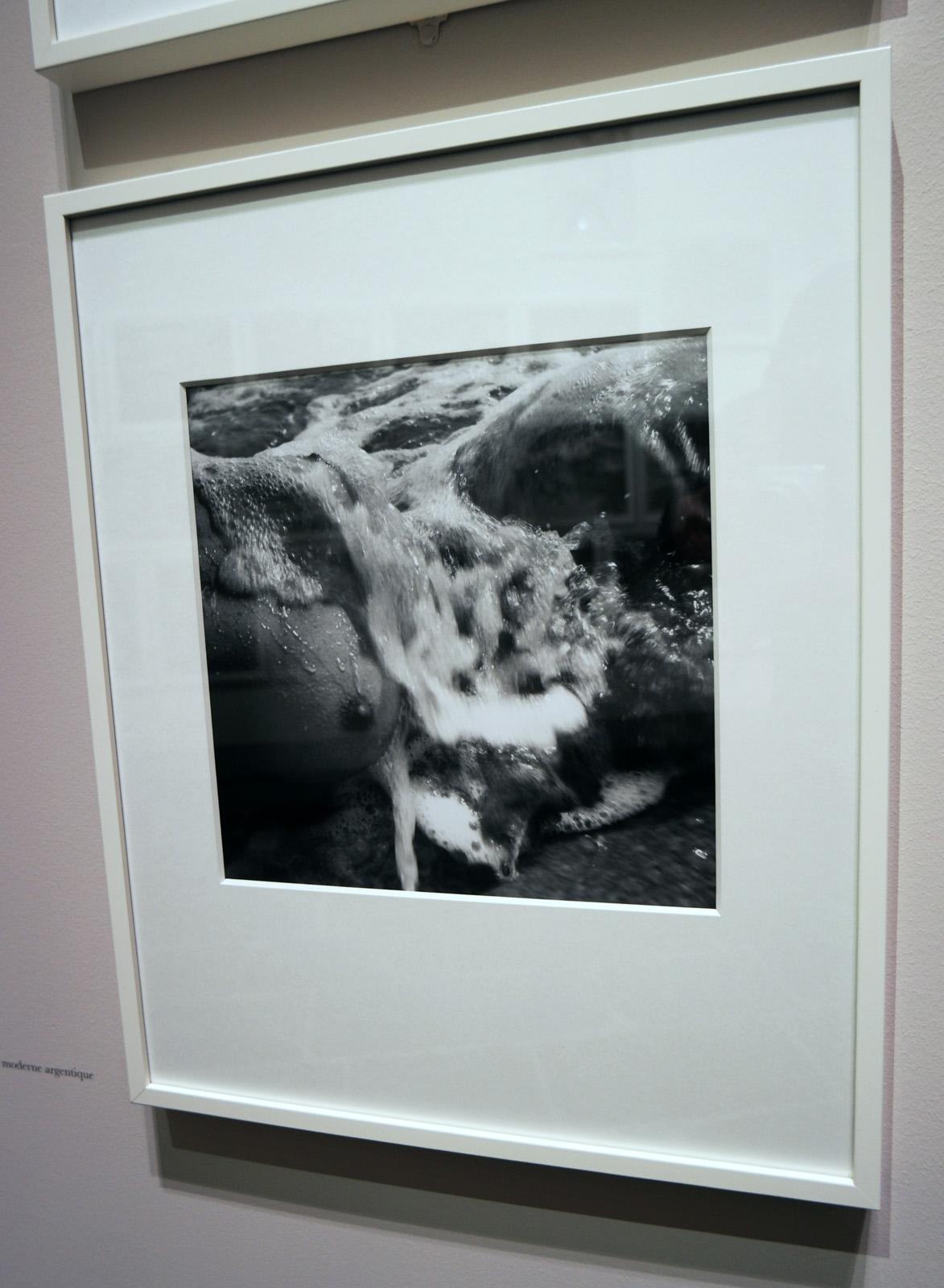 Née de la vague, Camargue, 1966, Atelier Lucien Clergue