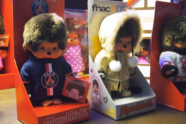 estory idee cadeaux noel enfant ados kiki monchhichi peluche photo by United States of Paris