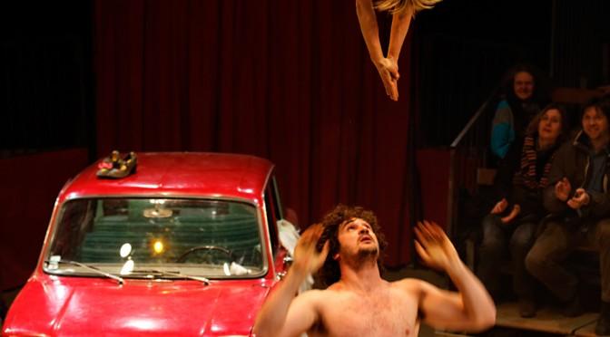Villette en cirques – Zampanos et Cirque Aïtal : 2 bijoux de créativité !