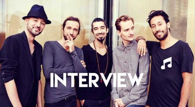Le groupe Namasté en interview-selfie – des albums à gagner !