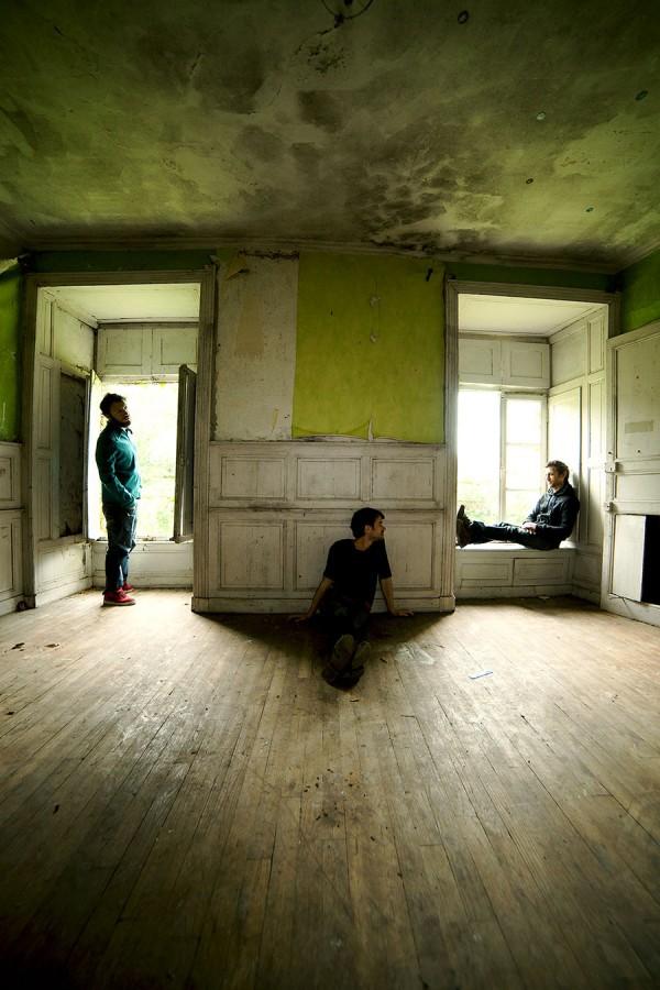 Cabadzi Des angles et des épines album réédition plus sombre avant eux concert spoken word musique concours United States of Paris
