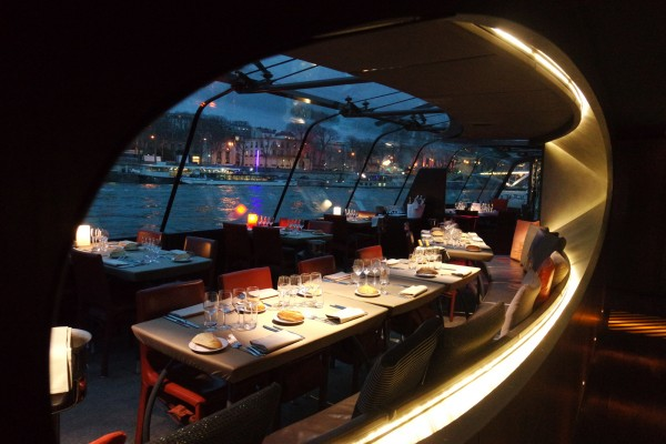 Bateaux parisiens avis critique cruise menu croisière tourisme tourist Eiffel Tower port bourdonnais photo by Blog United States of Paris