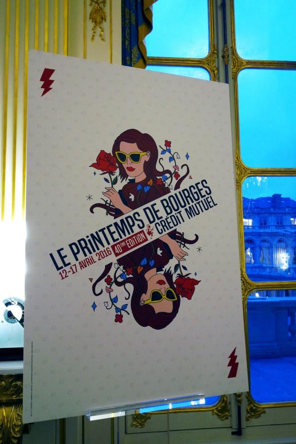 Printemps de Bourges 2016 40 ans anniversaire concert programmation billetterie inouis live affiche site photo by Blog United States of Paris