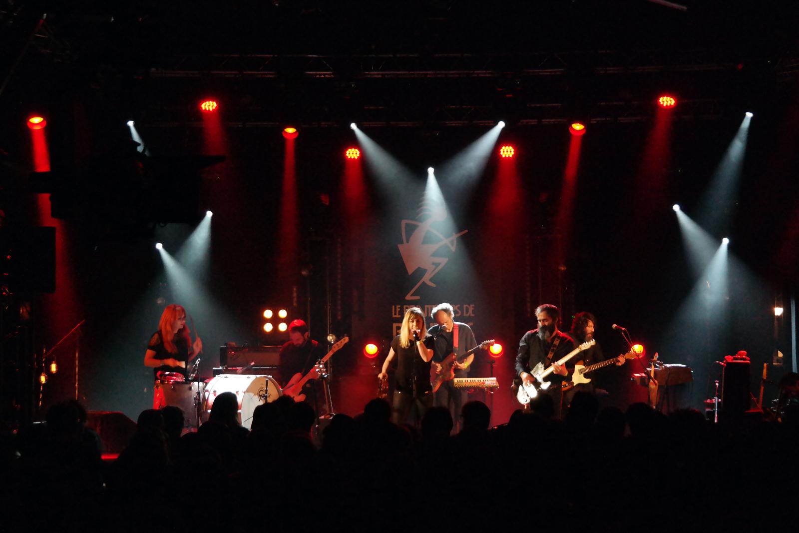Groupe The Limininas live concert printemps de bourges 2016 musique festival photo scène usofparis blog