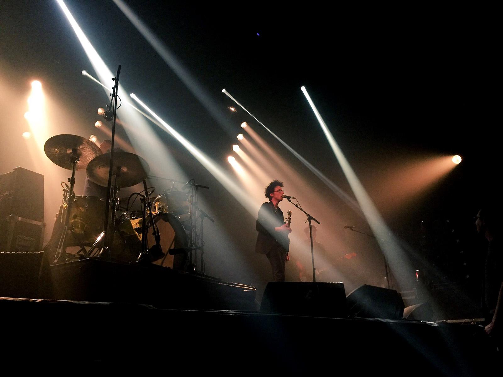 Radio Elvis groupe concert live Printemps de Bourges 2016 Les inouis festival musique album Les Conquêtes photo usofparis blog