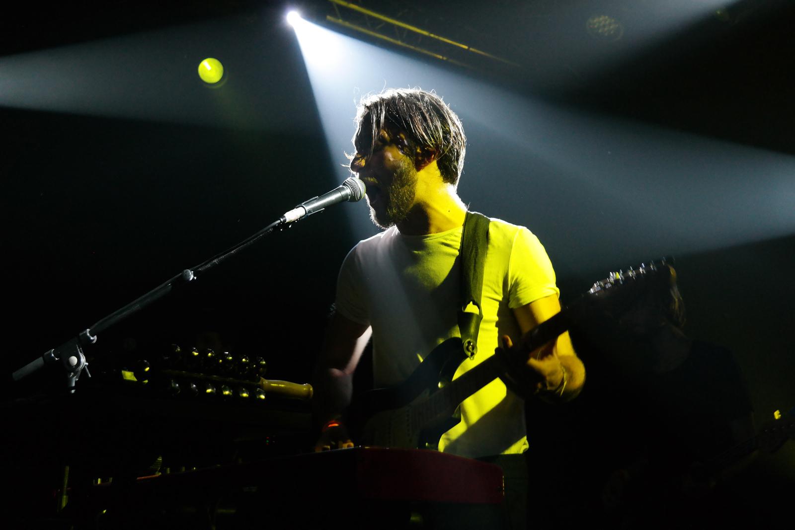 Samba de la muerte concert live festival Printemps de Bourges 2016 Adrian Leprêtre groupe album Colors photo de scène usofparis blog
