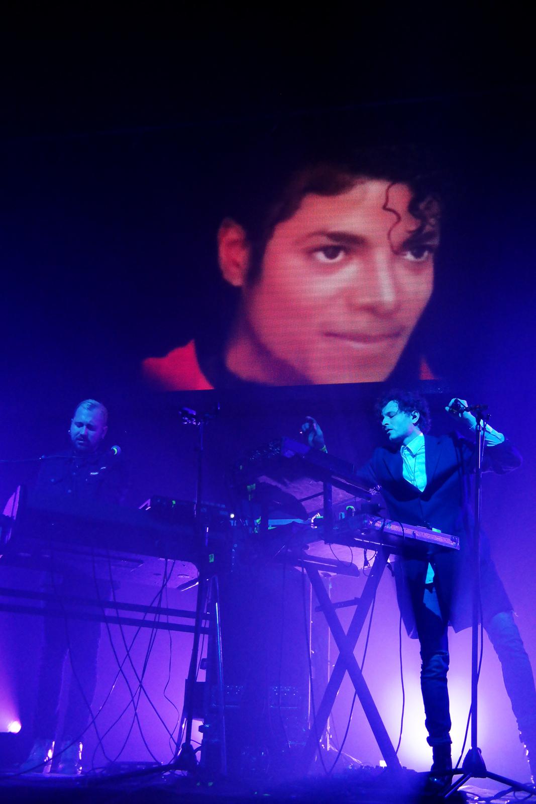 The Shoes with Michael Jackson music band Guillaume Brière et Benjamin Lebeau live concert Printemps de bourges 2016 festival musique stage photo usofparis blog