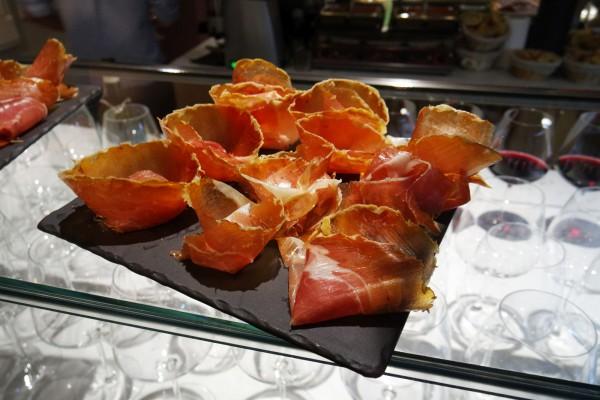 meriggio restaurant paris 9 italien snack brasserie epicerie grands boulevards prosciutto photo by blog United States of Paris