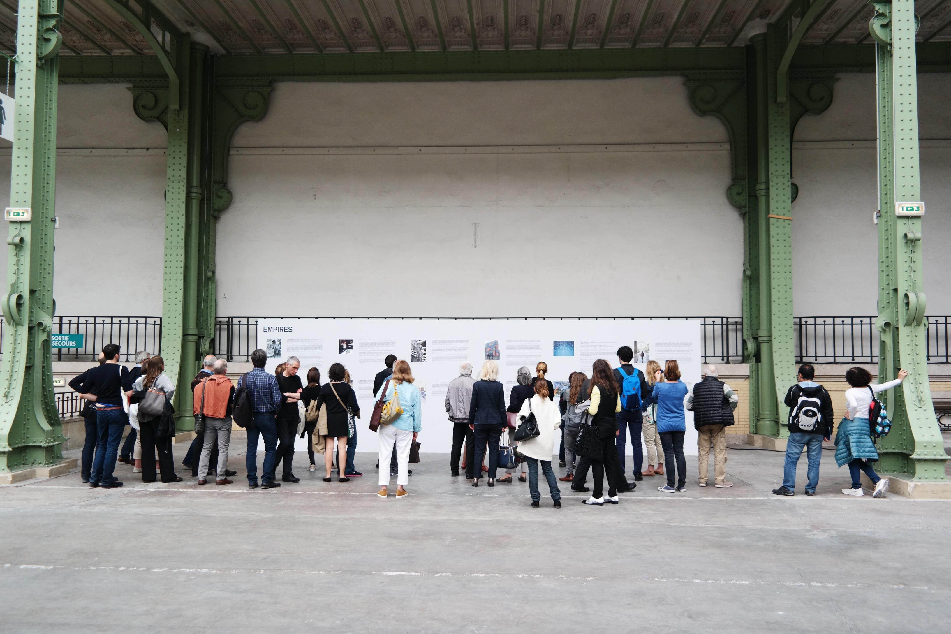 Monumenta-2016-Empires-Huang-Yong-Ping-Grand-Palais-Paris-Nef-visiteurs-lecteurs-visitors-photo-usofparis-blog
