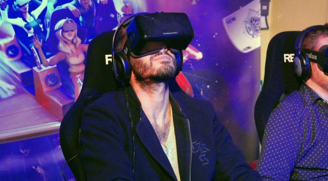 Partouche en mode VR : Grand huit & innovations faits maison !
