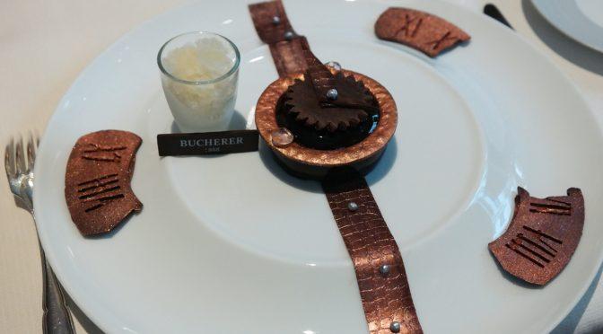 L'instant Chocolat : dessert spectaculaire signé Le Céladon – Hôtel Westminster