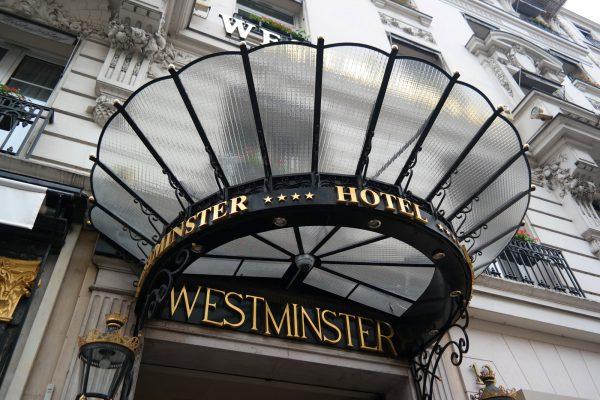 Instant Chocolat hotel westminster restaurant céladon bucherer avis critique dessert création bryan esposito photo blog United States of Paris