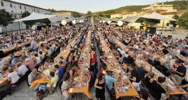 Lot of saveurs festival cahors menu grand banquet réservations pique nique gastronomie chefs produit avis blog United States of Paris