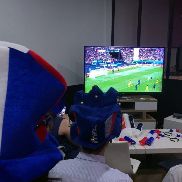 Samsung SUHD TV test série KS écran incurvé avis prix foot photo by blog United states of paris