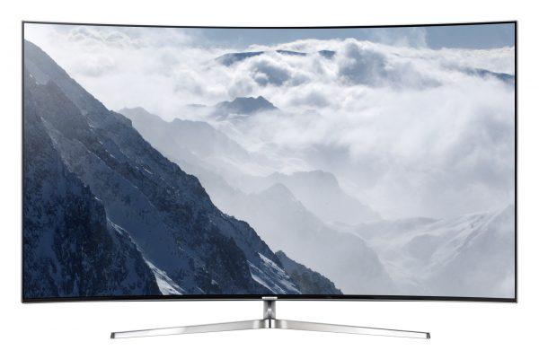 Samsung SUHD TV test série KS9000 écran incurvé avis critique prix blog United states of paris