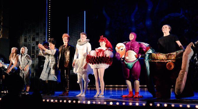Wonder.land : une Alice déjantée au Théâtre du Châtelet !