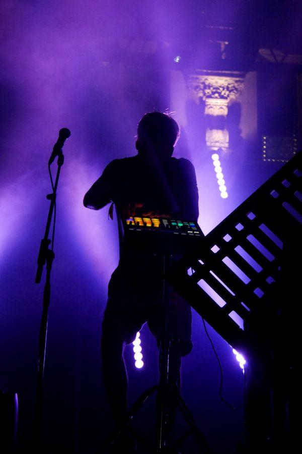 Fakear Fnac live 2016 festival été musique report concert une photo scène by blog united states of paris