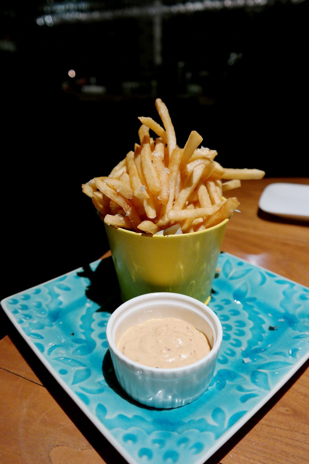Frites Fries Beergrdn restaurant bar design URBN Hotel Shanghai boutique hotel photo usofparis travel blog