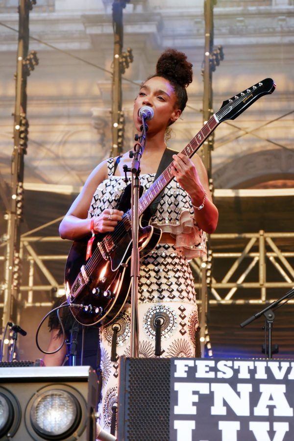 Lianne La Havas Fnac live 2016 report festival été musique concert photo scène by blog united states of paris
