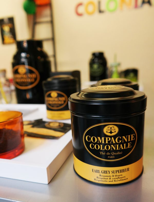 Compagnie Coloniale Thé avis gastronomie made in France anniversaire 80 ans Photo by Blog United States of Paris