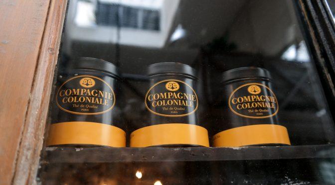 """La Compagnie Coloniale fête les 80 ans du thé """"Chine Extra"""""""