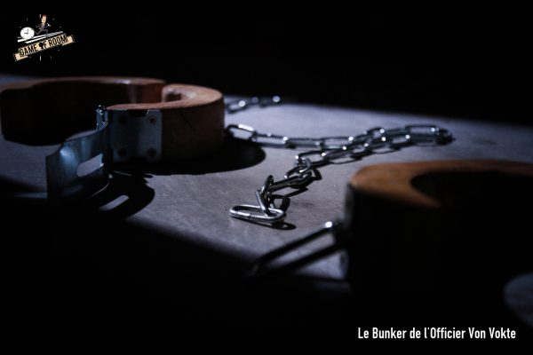 Game of room lyon escape game avis critique villeurbanne bunker Officier Von Vokte us of paris