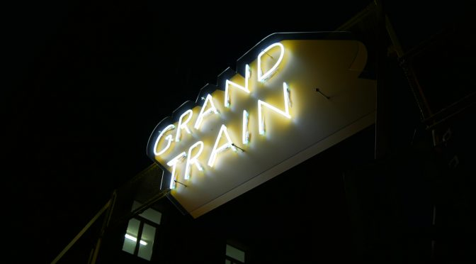 Grand Train by Ground Control : dernier été à la berlinoise