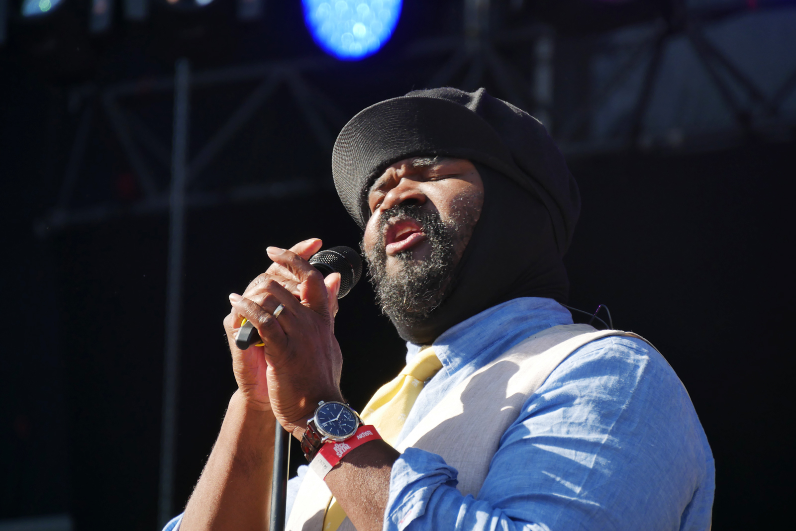 Gregory Porter live concert Rock en Seine 2016 festival Paris stage photo usofparis blog