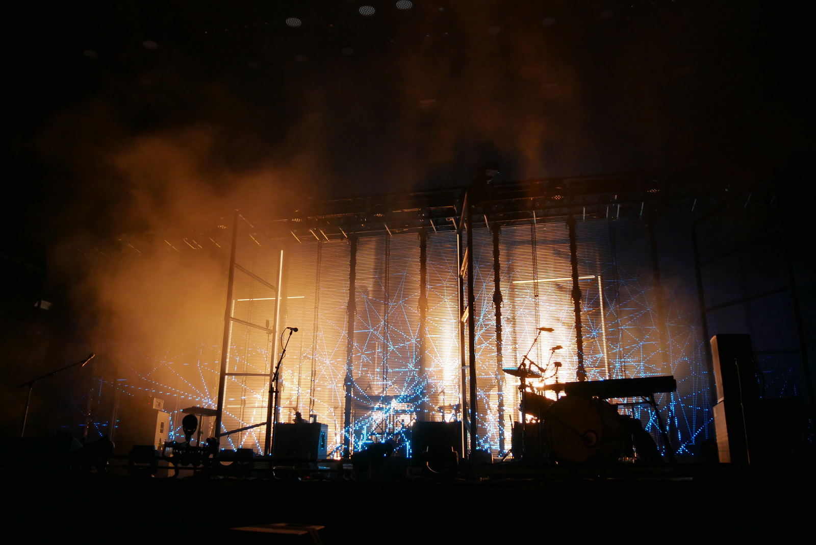 Sigur Ros stage Rock en Seine 2016 concert live festival paris photo usofparis blog