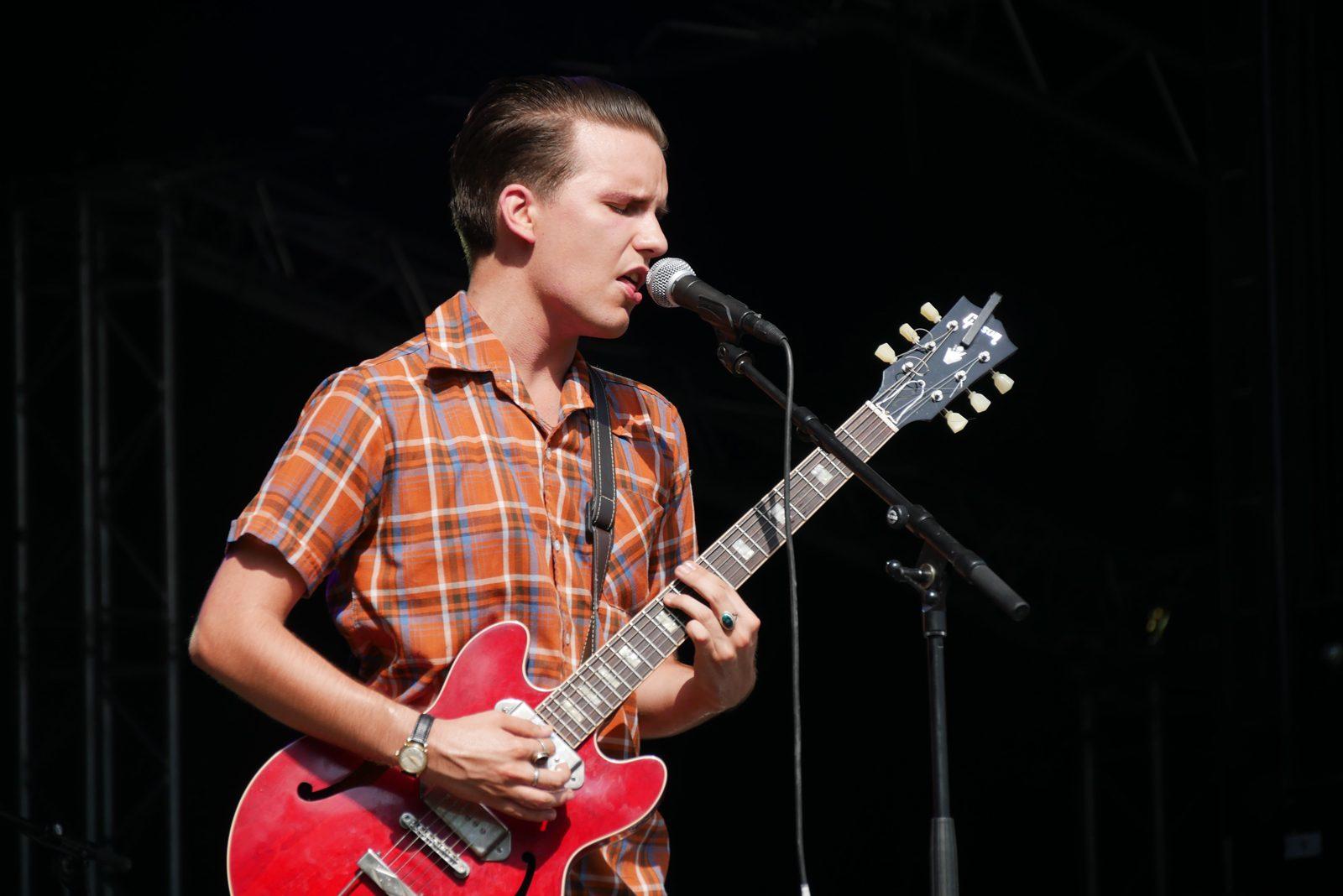 Theo Lawrence and the heart concert live Rock en Seine 2016 festival paris photo scène usofparis blog