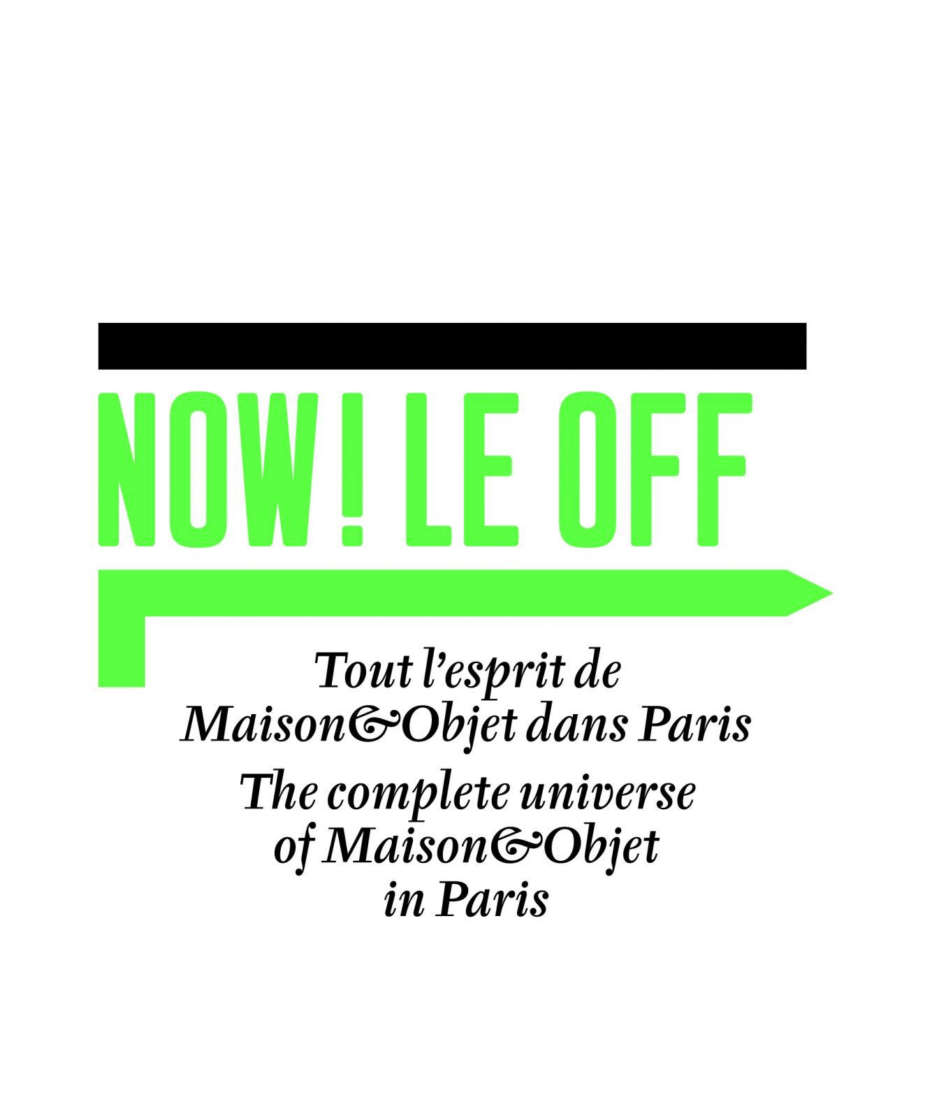 now le Off Paris Design Week 2016 tout l esprit de Maison et Objet Les Docks Cité de la mode et du design