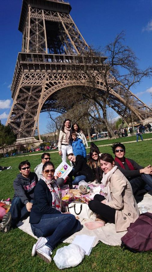 Ciwy Can I Welcome You paris tourism lunch trip journey holiday Eiffel tower Blog United States of Paris