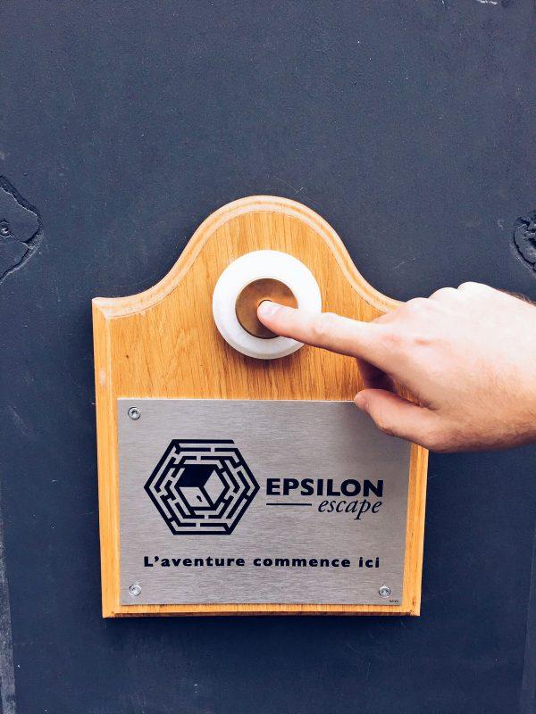 Epsilon escape le patient de la chambre 8 avis boulevard sébastopol Photo by United States of Paris