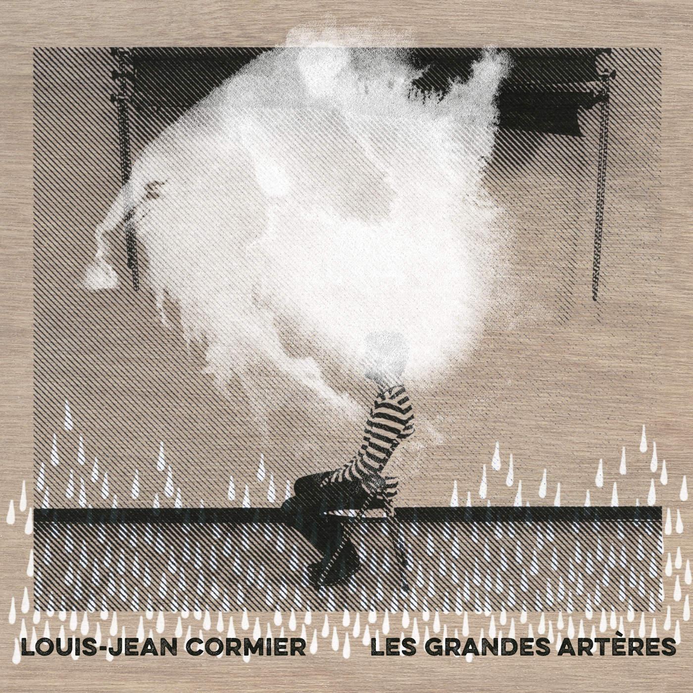 Louis jean Cormier album Les grandes artères interview Karkwa United States Of Paris