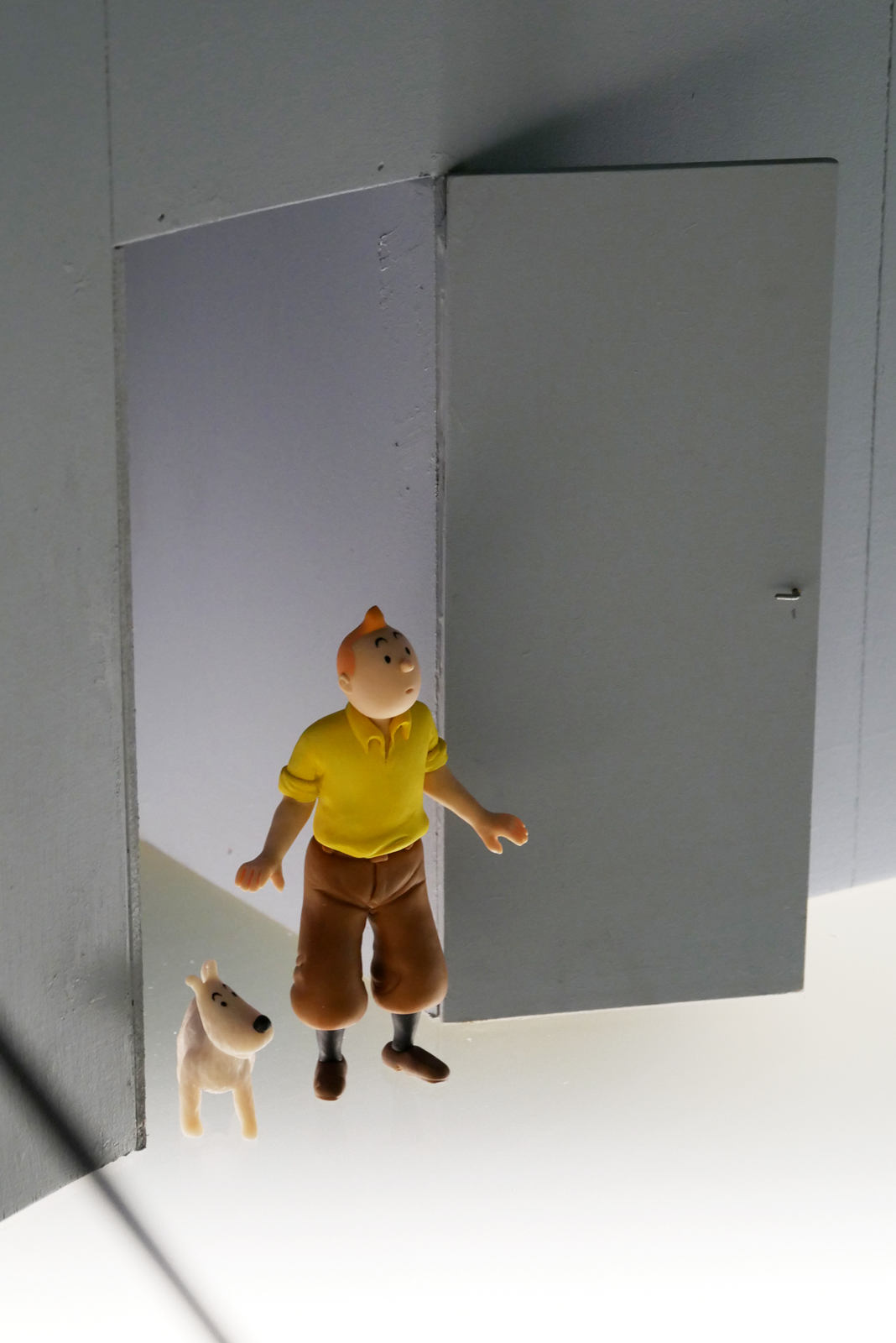 figurines-tintin-et-milou-exposition-herge-grand-palais-paris
