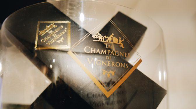 Champagnes de Vignerons : pop-up original pour fêtes pétillantes !