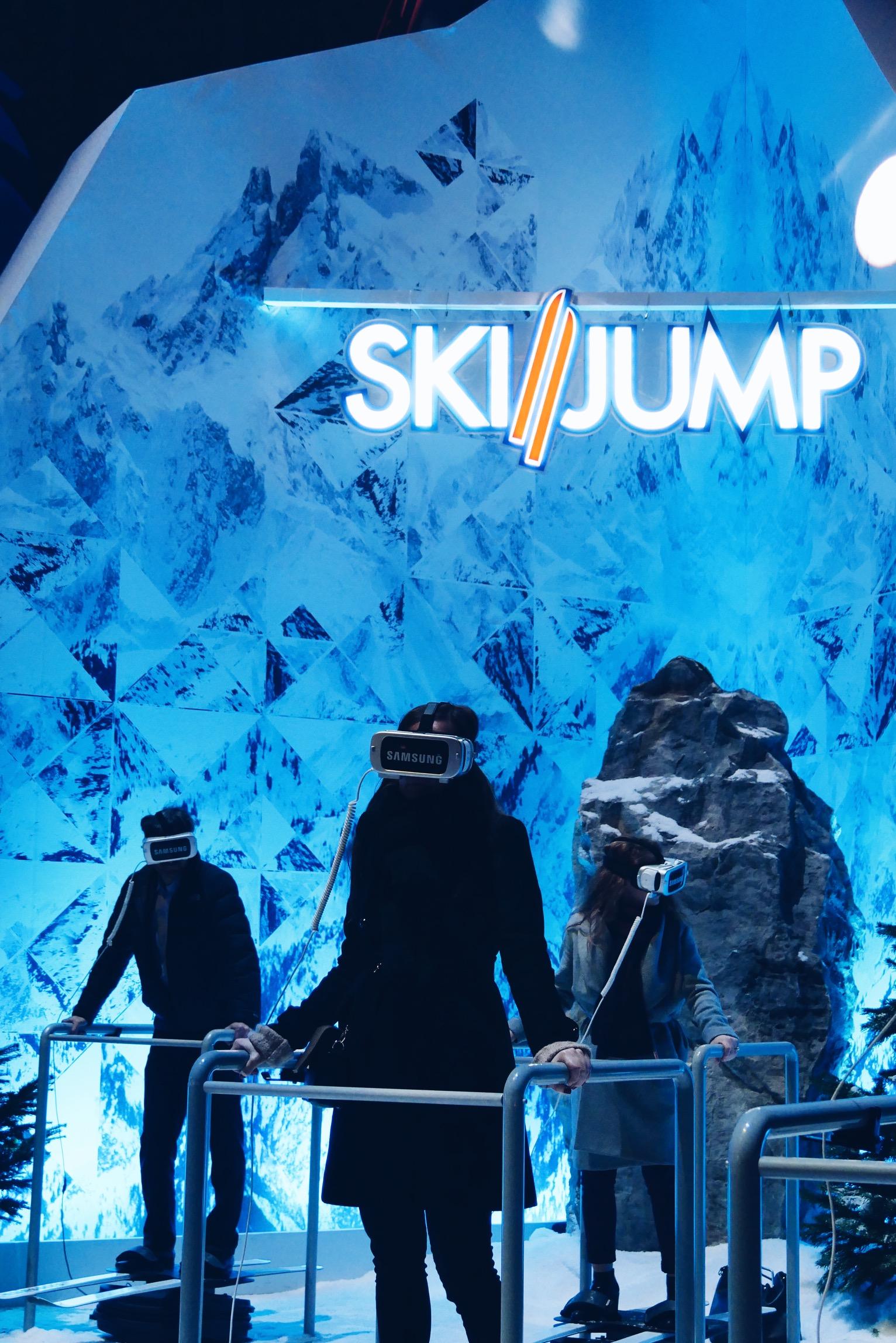 Ski-Jump-Samsung-Life-Changer-Park-parc-réalité-virtuelle-Gear-VR-Grand-Palais-des-Glaces-Paris-photos-usofparis-blog