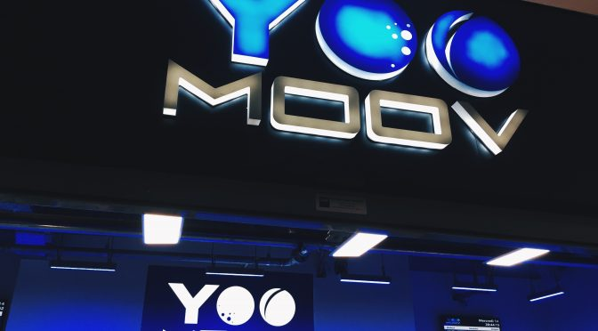 Yoo Moov Stations @ Vill'Up : attractions spatiales – Pari réussi !