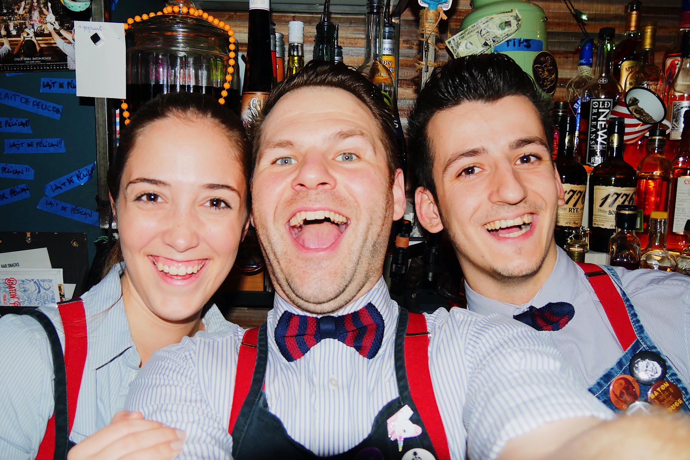 Bar Baton Rouge Paris Joseph Biolatto Julien Escot selfie original pour usofparis blog
