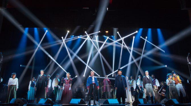 Les Misérables de retour à Paris en version originale avec 30 chanteurs