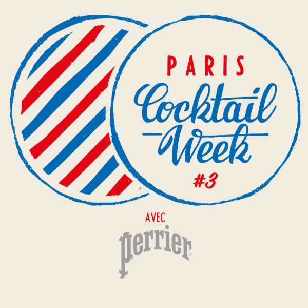 Paris Cocktail week 2017 avec Perrier partenaire officiel