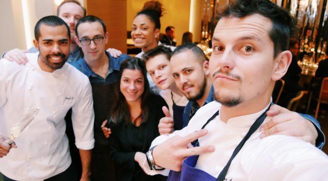 Restaurant Nubé avec Juan Arbelaez : audace et lumière !