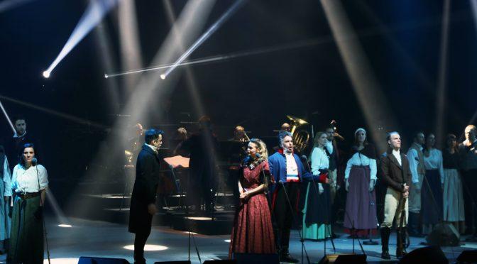 Les Misérables en Concert 2017 : retour réussi à Paris ! #interview