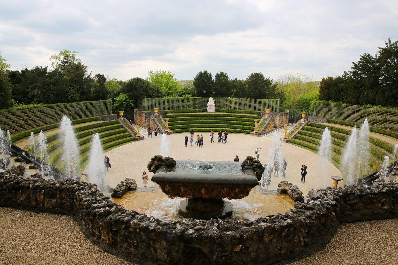 Château de Versailles : sous les Grandes eaux musicales - visite  exceptionnelle !